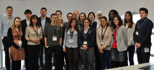 Our early career researchers