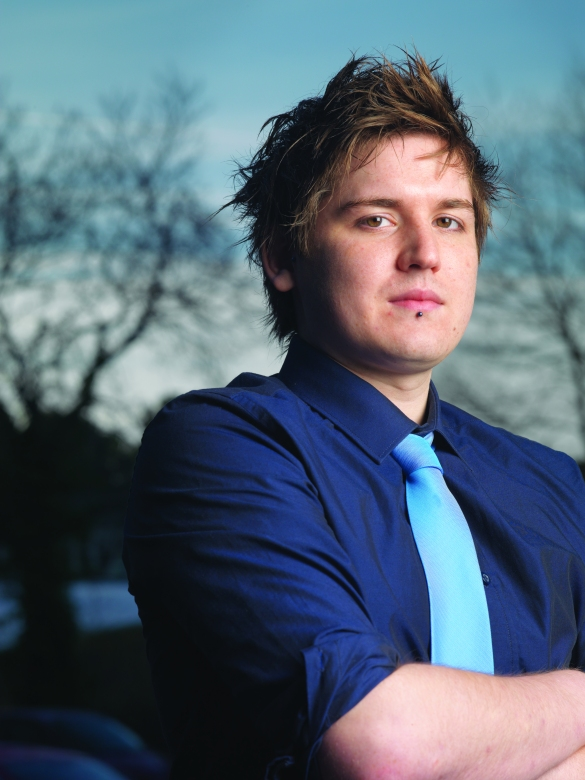 Jonathan Francis Roscoe, PhD Student