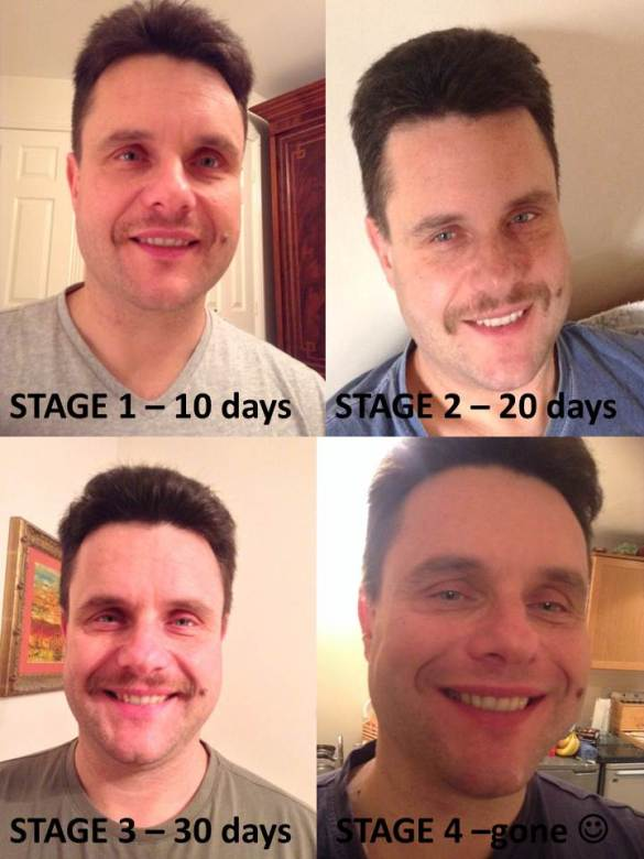 Dr Michael Ladomery's Mo-progress